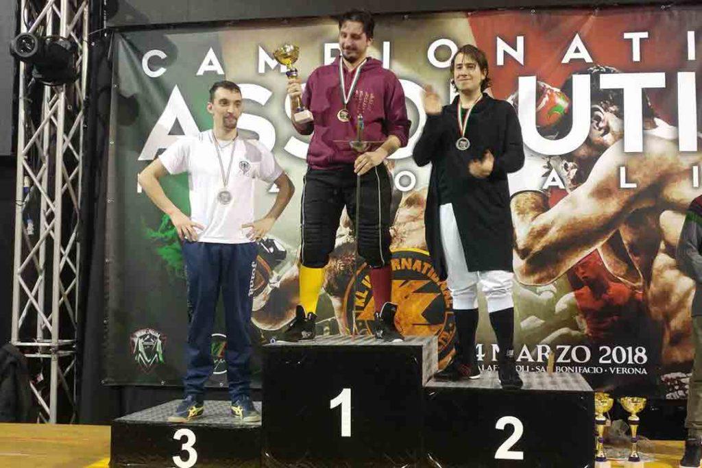 Campionati Nazionali Assoluti Kombat League 2018